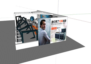 撩开神秘面纱:北京建博会,你将看到这样的展馆
