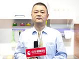钢泓科技项目总监刘宜均:产品多样化 为不锈钢橱柜提供整体家居解决方案