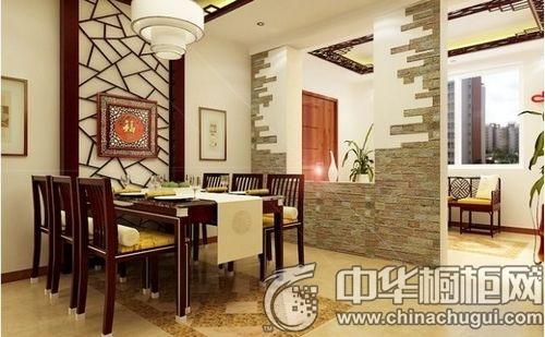如何玩转新中式餐厅设计?看这里就可以了-中华橱柜网