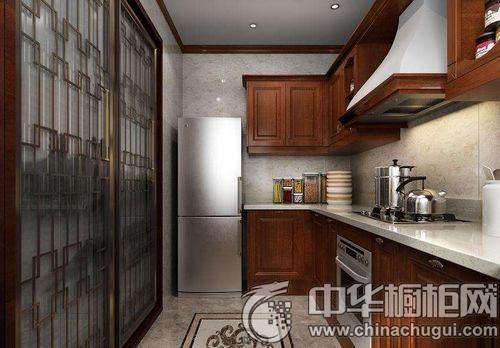 把传统文化带进家 中式厨房设计欣赏_中华橱柜网