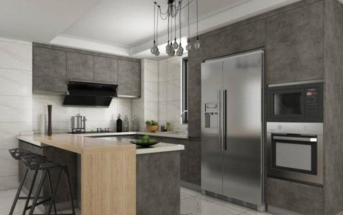 最经典的厨房配色方案 让你的家怎么看都不过时