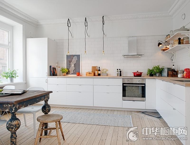 家庭厨房装修效果图 橱柜效果图