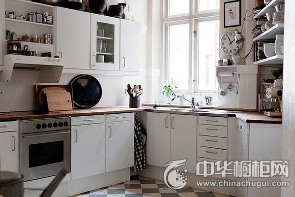 厨房装修图片 北欧风格整体橱柜图片