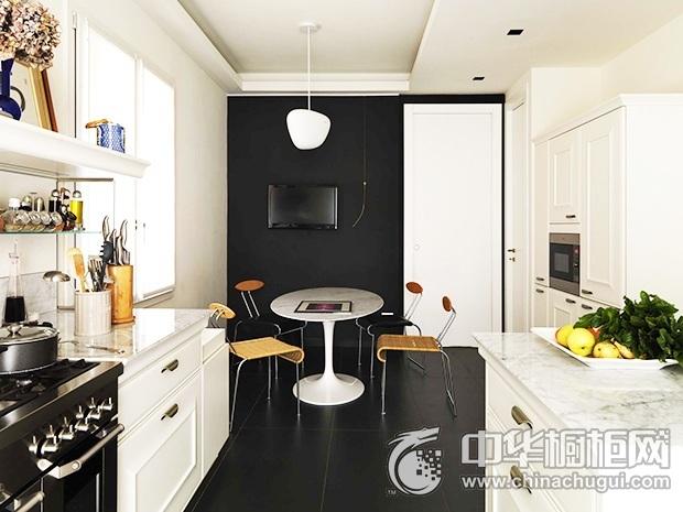 厨房装潢效果图 橱柜图片