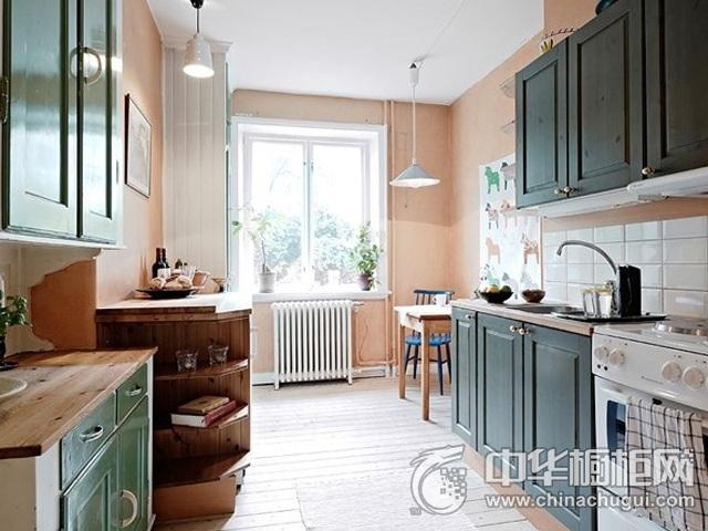 厨房装修设计效果图 橱柜图片