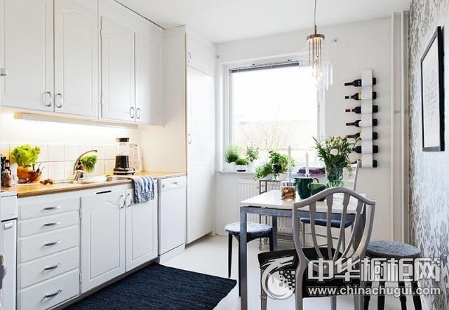 厨房餐厅装修效果图 整体橱柜图片