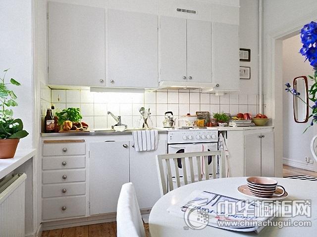 厨房装修效果图片 橱柜图片