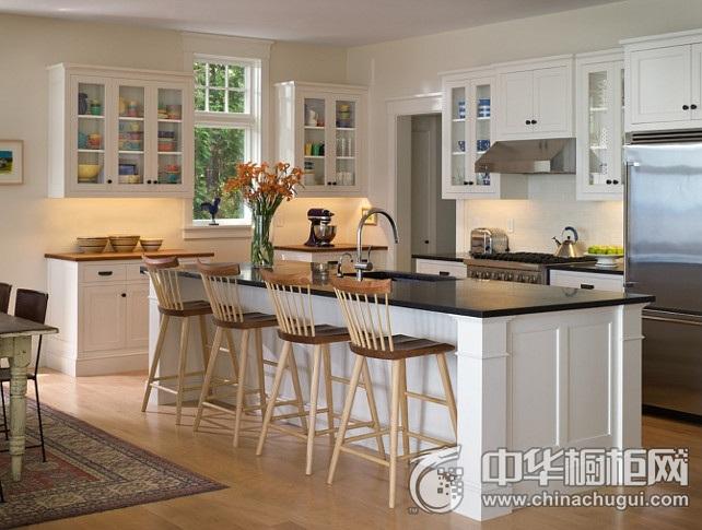 整体橱柜效果图 厨房装潢效果图