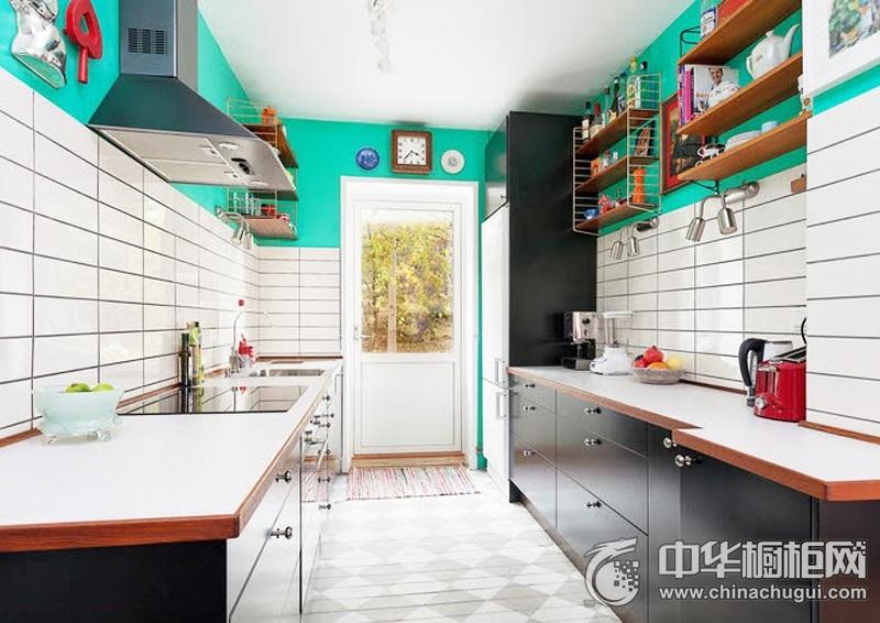 厨房设计效果图 整体橱柜效果图