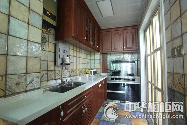 厨房装修效果图片 整体橱柜效果图