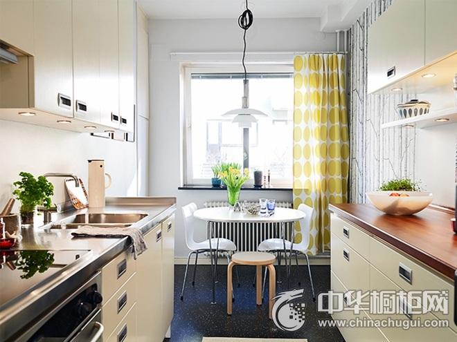开放式厨房装修效果图 整体橱柜图片库
