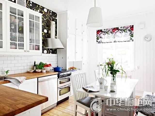 北欧风格橱柜图片 厨房橱柜图片