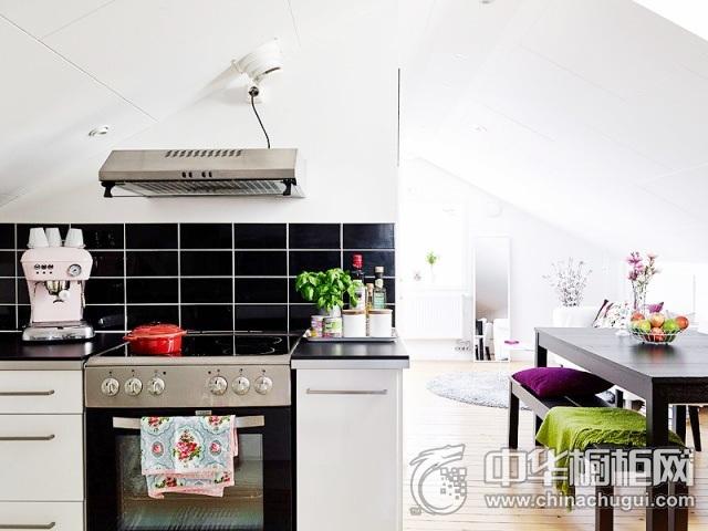 厨房装修效果图片 橱柜设计图
