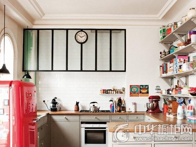 厨房装修效果图欣赏 厨房整体橱柜效果图