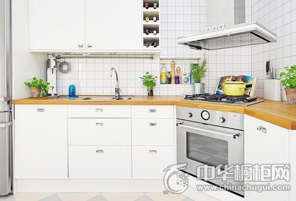 北欧风格橱柜图片 整体橱柜图片