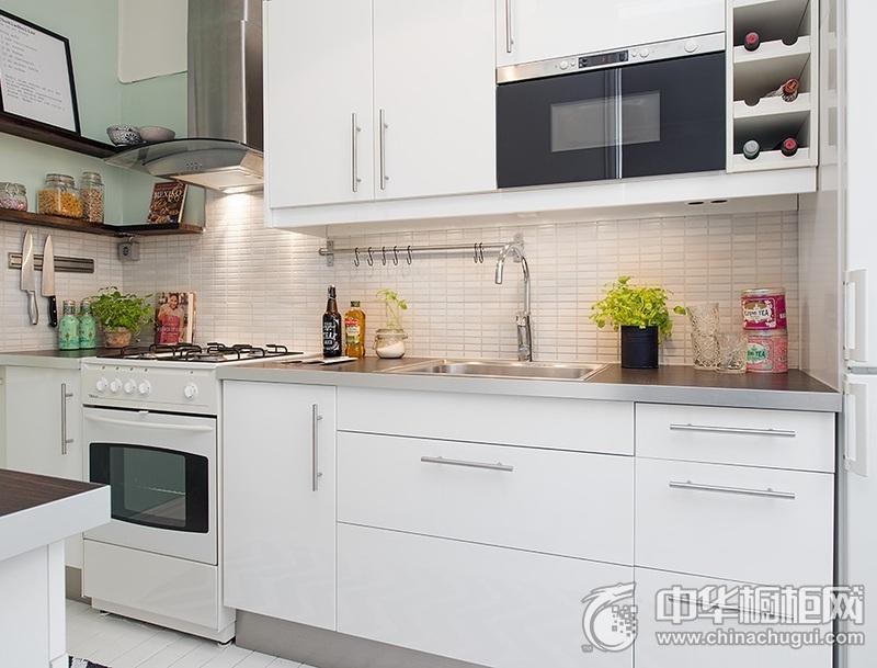 厨房设计效果图 橱柜装修效果图