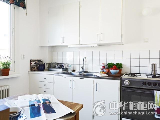 厨房餐厅装修效果图 最新橱柜图片