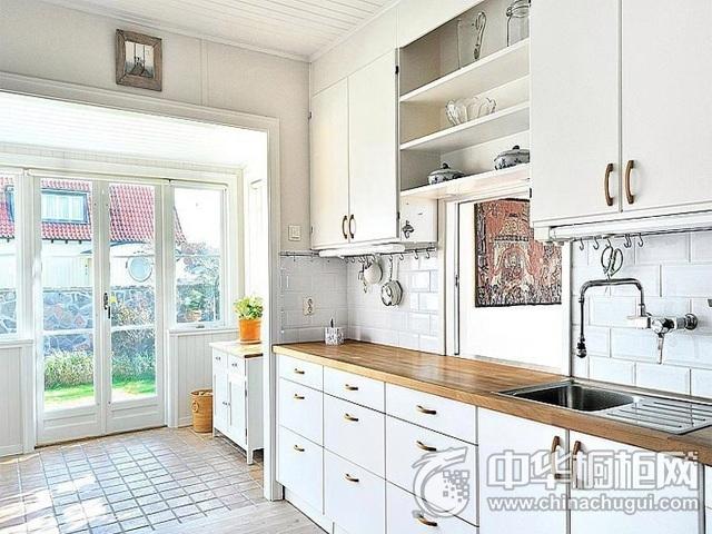 北欧风格橱柜图片 橱柜设计图