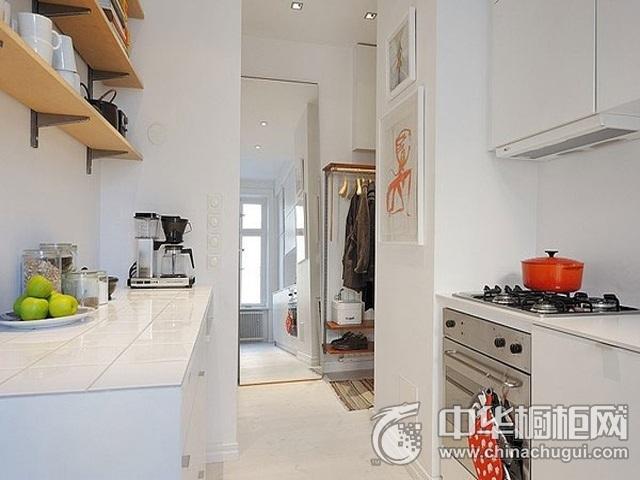 小厨房装修效果图 橱柜图片