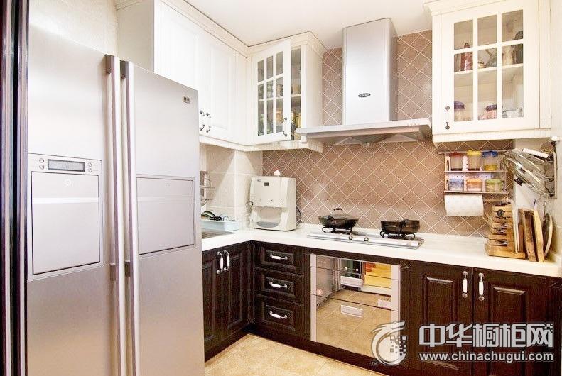 橱柜设计图 厨房装潢效果图