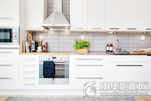 整体橱柜效果图 厨房间装修效果图