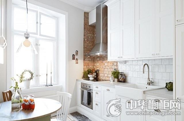 北欧风格厨房设计图 橱柜图片