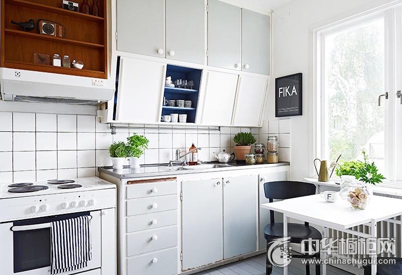 厨房设计图 橱柜装修效果图