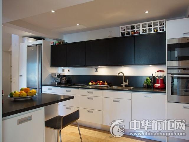 厨房装修设计效果图 整体橱柜图片
