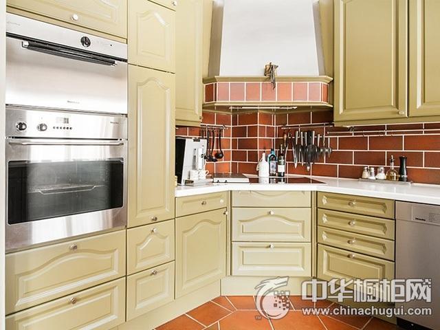 厨房橱柜图片 厨房装修效果图片