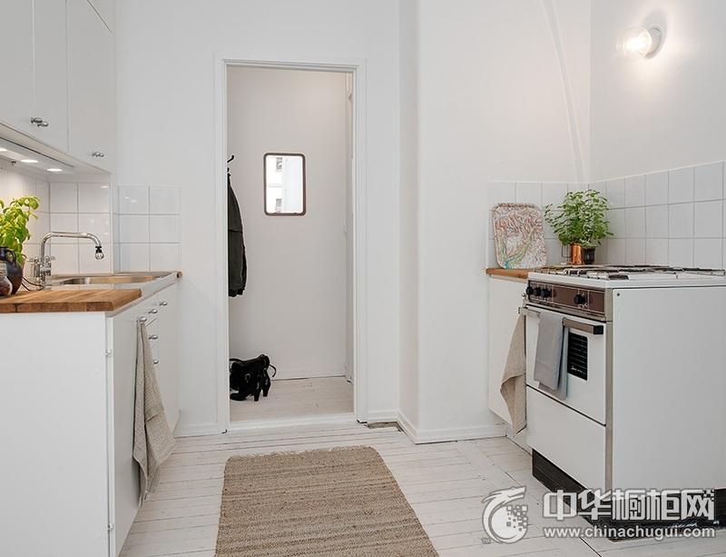 小厨房装修效果图 橱柜设计效果图