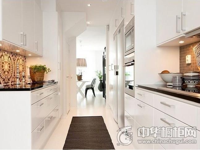 厨房橱柜图片 家装厨房设计效果图