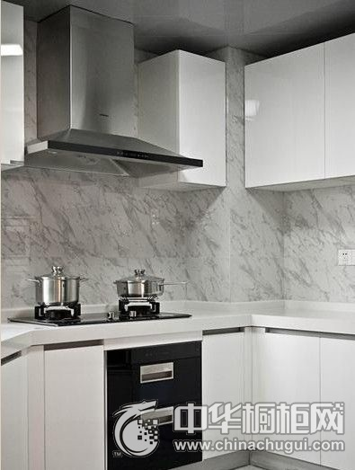 厨房集成灶图片大全 集成灶装修效果图-厨房玻璃门图片橱柜装修效果图