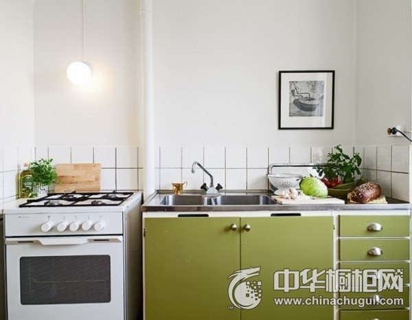 厨房装潢效果图 橱柜装修效果图