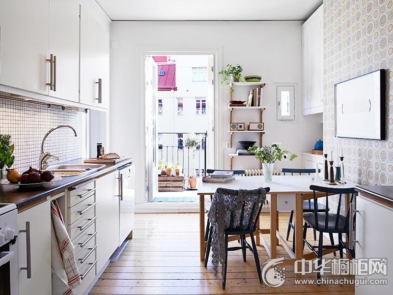 整体厨房设计图片 厨房装修设计效果图