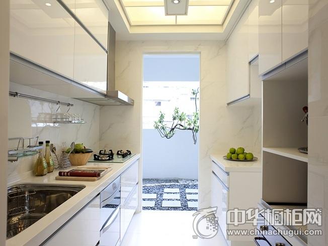 简约风格厨房装修图片 橱柜装修效果图