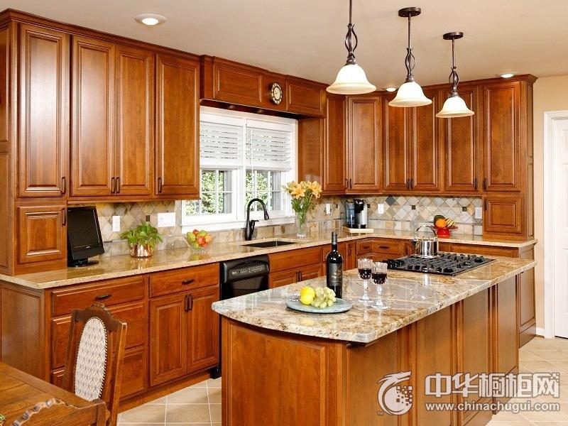 新古典风格橱柜效果图 厨房装修效果图片