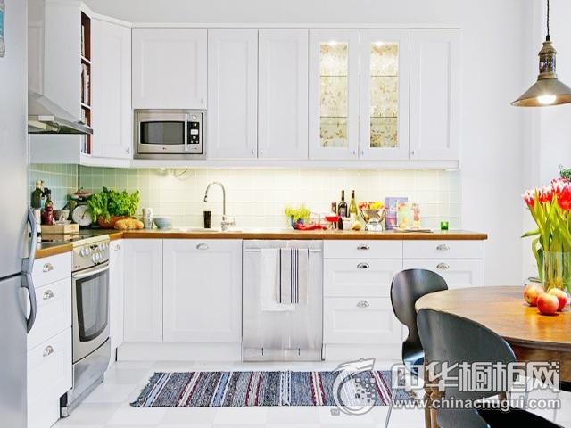 厨房装修效果图欣赏 橱柜图片