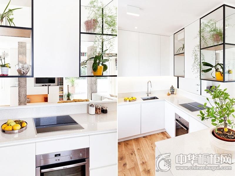简约风格厨房设计图 橱柜装修效果图