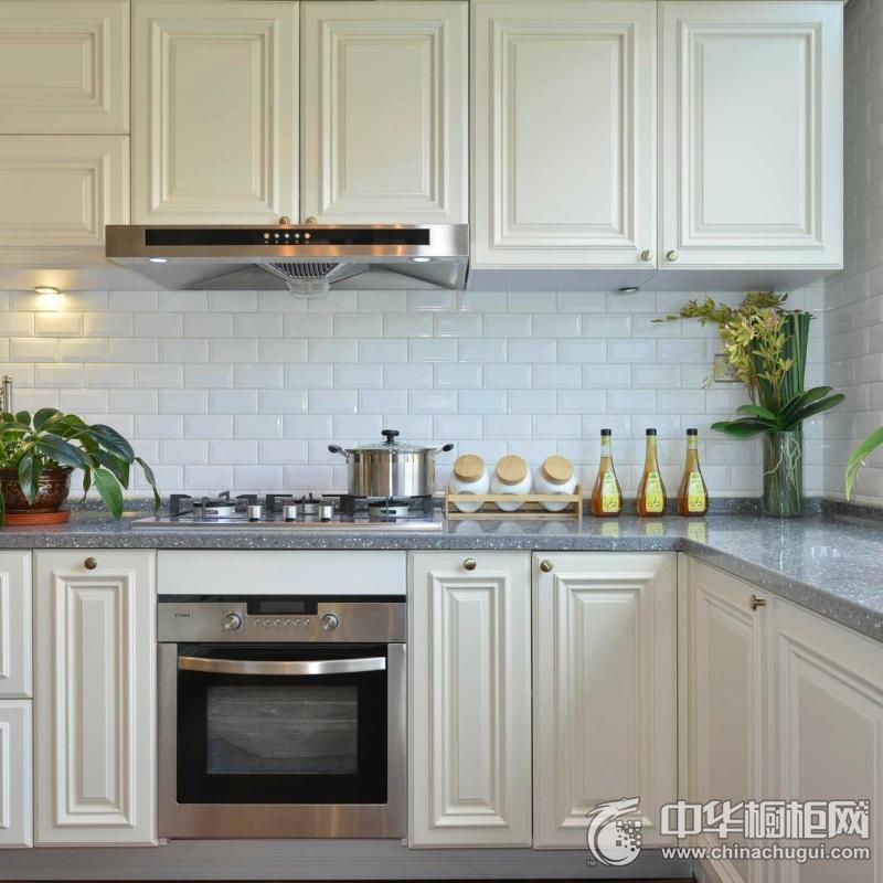 开放式厨房图片  简欧风格整体橱柜图片