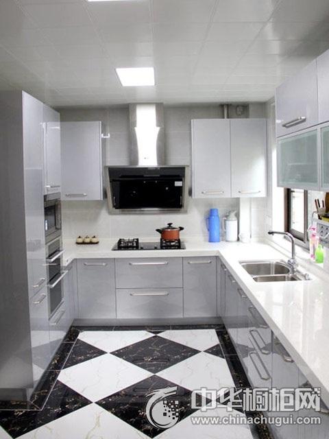 银灰色验证手机送18彩金家装效果图大全 轻松拉升你的厨房格调