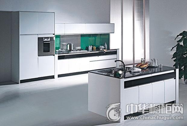 皮阿诺橱柜  卑斯整体橱柜装修效果图  白色橱柜图片