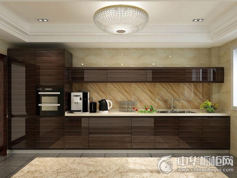 博洛尼整体厨房 佩萨罗C0019I橱柜效果图