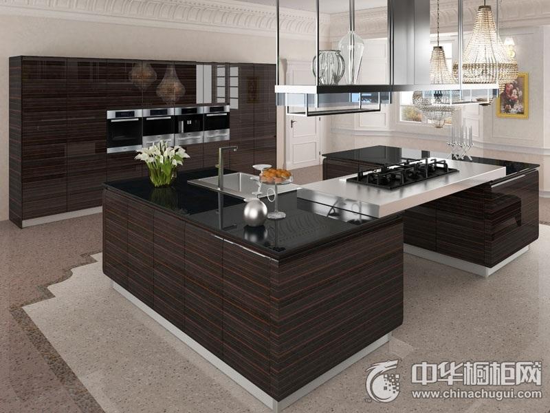 博洛尼整体厨房 佩萨罗C0019K橱柜效果图