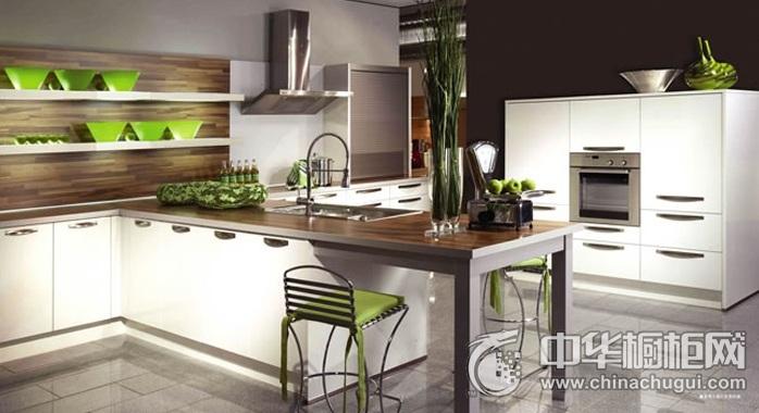家博士厨柜 前卫系列-原色空间橱柜图片 L型橱柜效果图