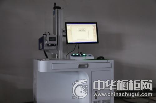 百丽全新引进—镭诺捷C02激光打标机