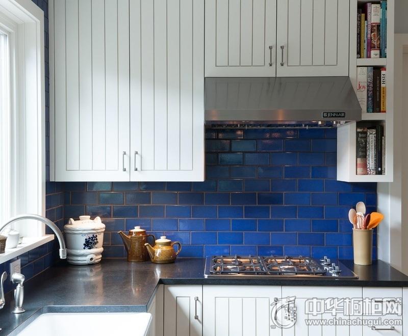 厨房也能浪漫爱琴海 14款地中海风格橱柜效果图汇总