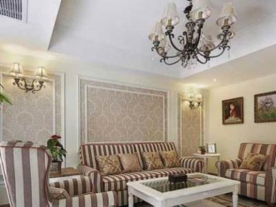 180平田园跃层设计 白色厨房打造层次感