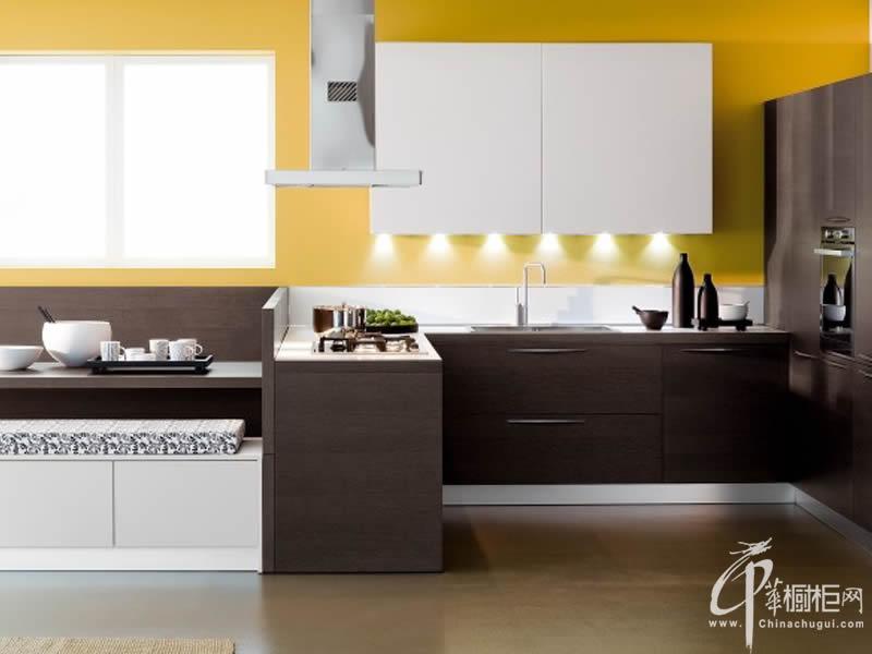 百丽厨柜-欧式风格橱柜效果图