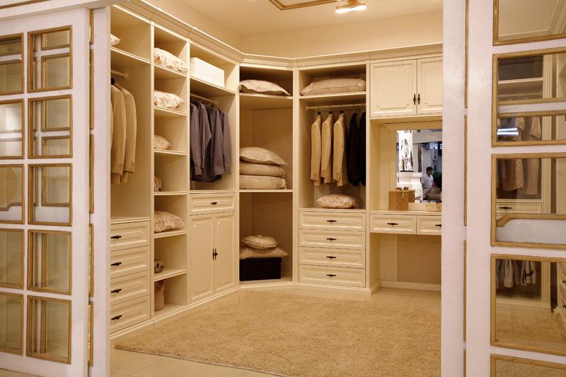 爱迪整体衣柜产品图片展示