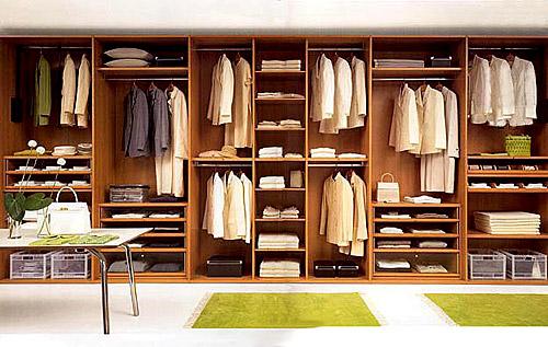 整体衣柜精美设计图